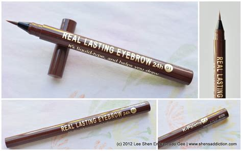 24 hour tattoo eyebrow pen the uncurated life makeup review k palette real lasting