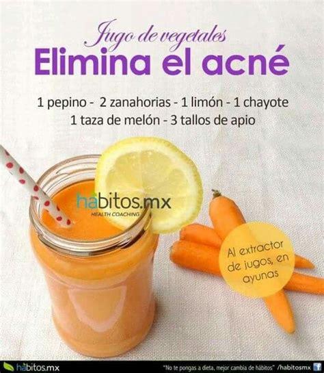 Detox Drinks For Acne by Mejores 65 Im 225 Genes De Jugos Y Licuados En