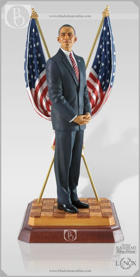 american doll presidential collection obama figurine from blackshear s