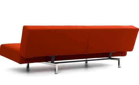 Bensen Sleeper Sofa by Sleeper Sofa With 2 Cushions Hivemodern