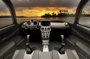 Icon A5 Interior by Is It A Car A Boat No It S A Plane Daily Mail