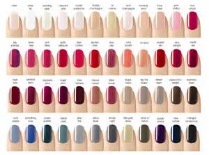 shellac colors chart how to shellac eyelash canada