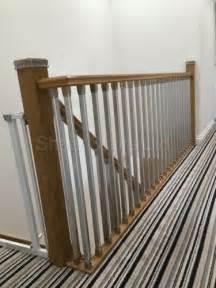 staircase solution stair parts refurbish landing kit