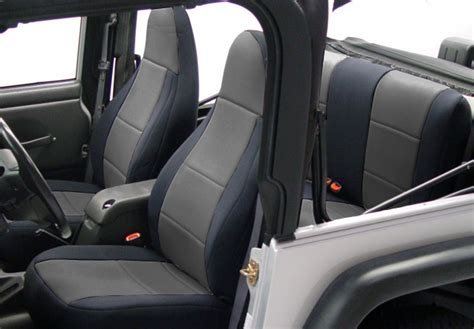Jeep Seat Upholstery by Coverking Neoprene Jeep Seat Covers Free Shipping