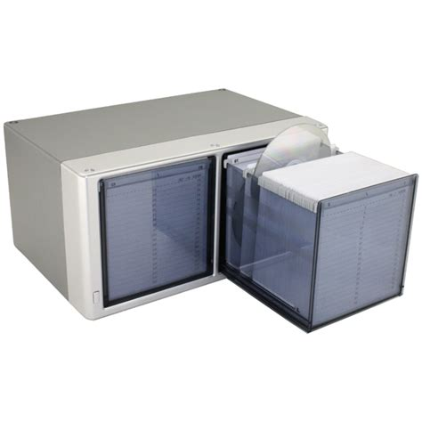 cd storage container 160 cd one touch box the container store