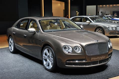bentley flying spur 2014 2014 bentley flying spur geneva 2013 photo gallery autoblog