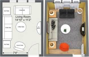 8 Expert Tips for Small Living Room Layouts   Roomsketcher Blog