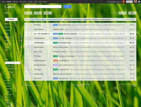 gmail themes help check out some of the new gmail hd themes and find out how