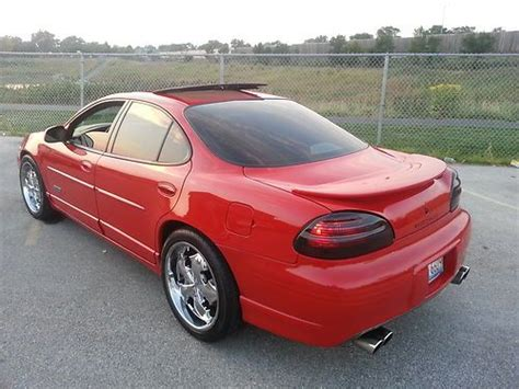 2000 grand prix transmission used pontiac grand prix html sell used 2000 pontiac grand prix gtp sedan 4 door 3 8l in justice illinois united states