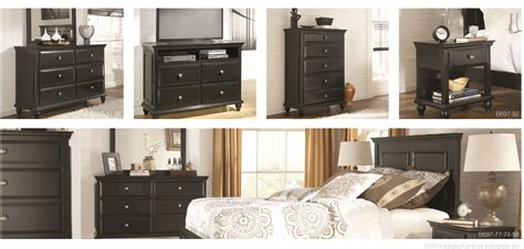 ashley furniture black bedroom set ashley furniture bedroom sets king