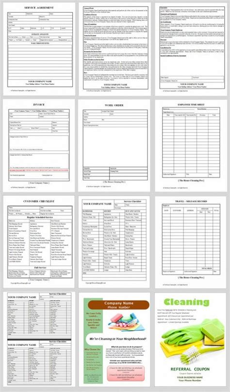 Handcrafted Homes Price List - 1000 images about cleaning business on house