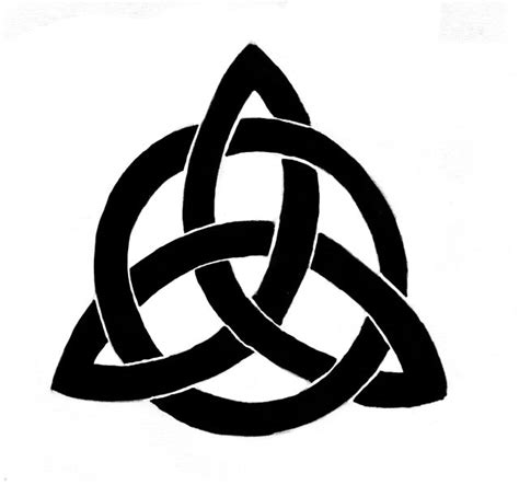 triquetra tattoo design by whiteflame on deviantart