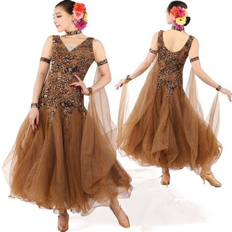 Dress Kancing Best Seller by 2015 New Arrival Smooth Dress Ballroom