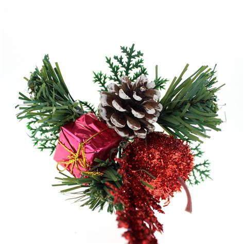 wholesale christmas floral picks decorative picks