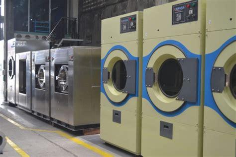 mesin cuci kapasitas besar laundry rumah sakit hotel