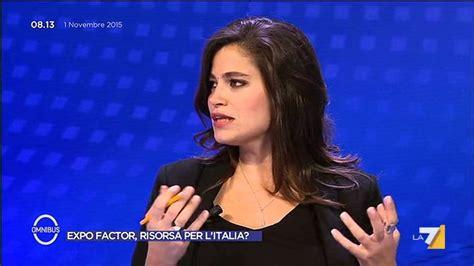 libero quotidiano veronica gentili omnibus expo factor risorsa per l italia puntata 01