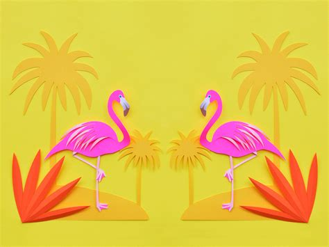 flamingo wallpaper on love it or list it flamingos and palm trees love chlo 233 fleury
