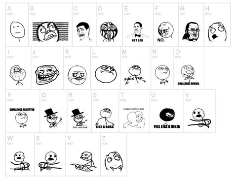 Meme Cartoon Faces - all memes faces download image memes at relatably com