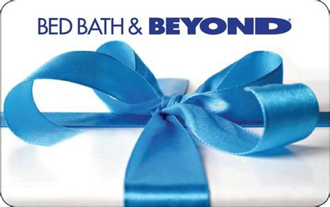 Bed Bath And Beyond Card Balance by 25 Bed Bath Beyond Gift Card Mail Delivery Ebay