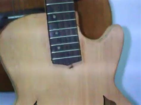 cara membuat not balok gitar cara membuat gitar how to make a guitar youtube