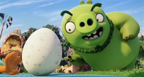 Second Boneka Leonard Pig new angry birds trailer is a rotten egg rotoscopers