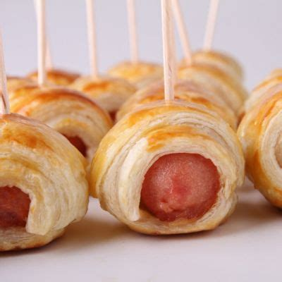 Traditional Pigs In A Blanket by Appetizers Easy Pigs In A Blanket Recipe Recipe4living