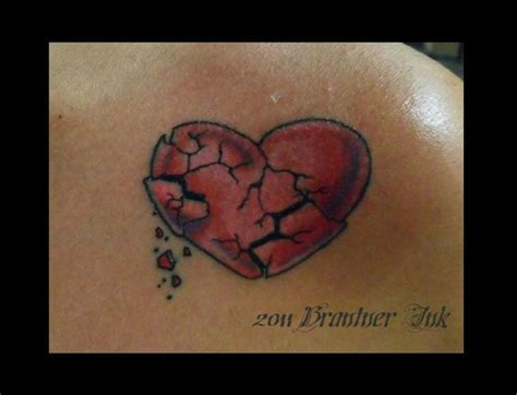 broken heart tattoos designs 17 best broken designs images on