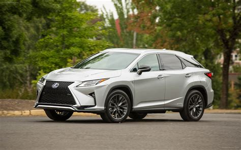 lexus rx wallpaper lexus rx 450h f sport 2016 widescreen car