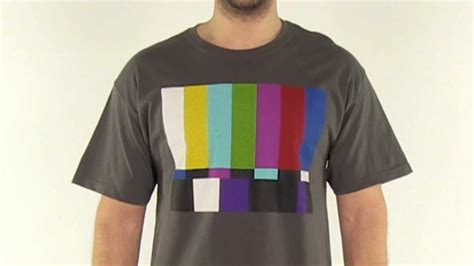 philips test pattern t shirt philips test pattern shirt youtube