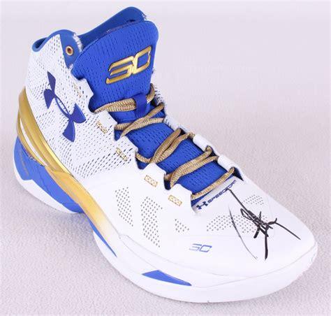 armour custom basketball shoes sports memorabilia auction pristine auction