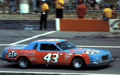 Richard Petty 43 by 43 Richard Petty 1978 Dodge Magnum School Nascar