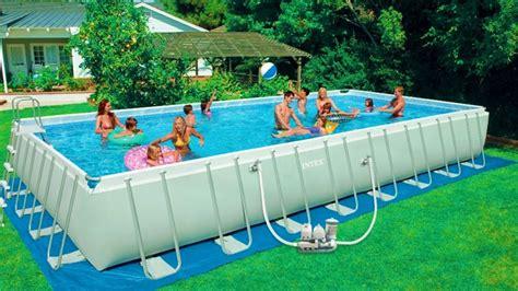 piscine giardino fuori terra piscine fuori terra minipiscine mobili gonfiabili da giardino