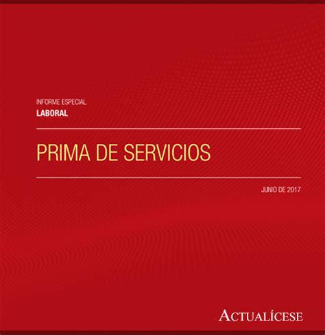 liquidacion de prima en el servicio domestico 2016 blog oro revistas colecciones ebooks y dem 225 s recursos oro