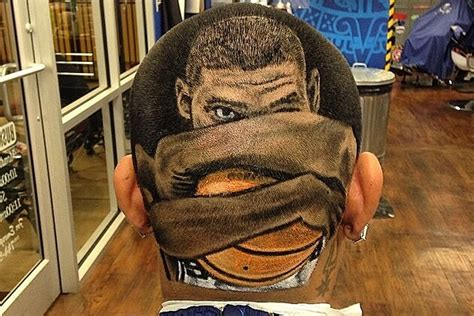 haircuts san antonio spurs fans prepare for the nba finals with extravagant