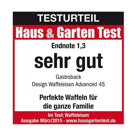Hängematte Mit Holzgestell Test by Gastroback Waffelautomat Advanced Mit 3 Jahren Garantie