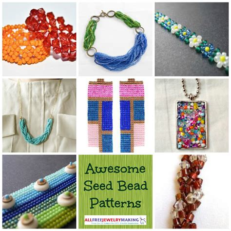 diy beading projects jewelry with seed 28 seed bead patterns