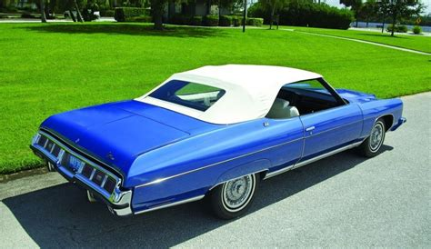1973 chevy impala convertible for sale caprice 1973 chevrolet caprice classic conve