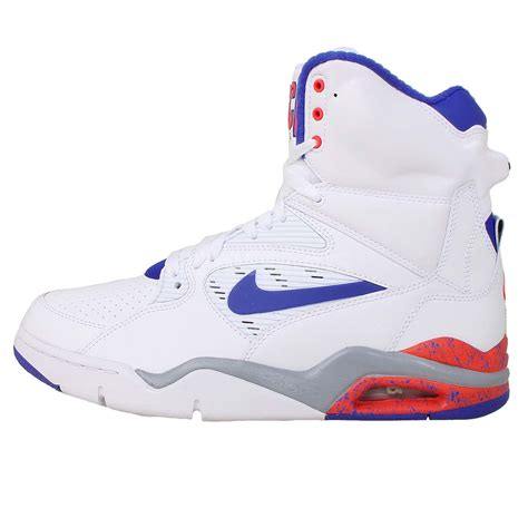 retro nike basketball shoes nike air command white blue 2015 mens retro