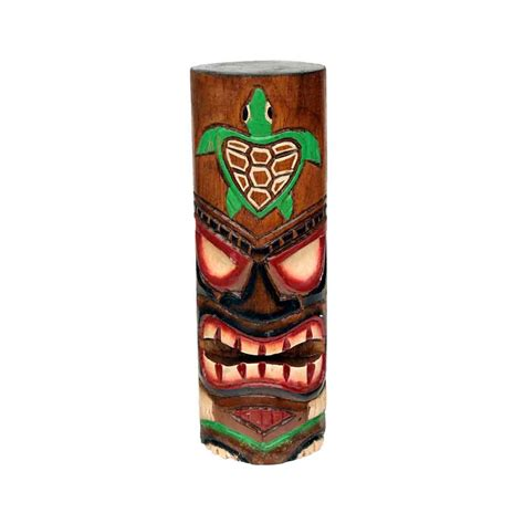 major themes in god s bits of wood themes in god s bits of wood 8 quot painted wood tiki god