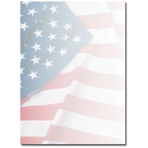 printable american flag a4 search results for patriotic stationery printable