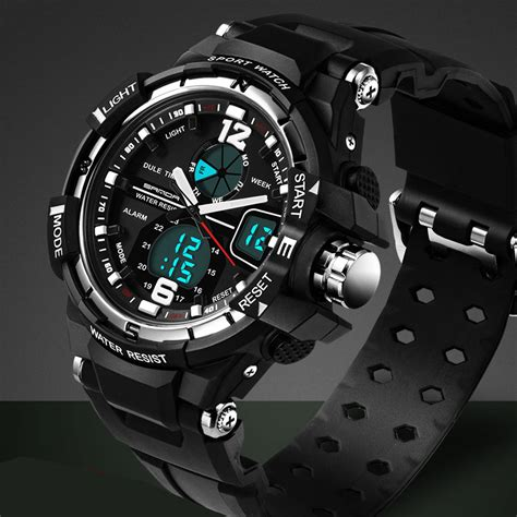 2018 sale waterproof sport led electronic s