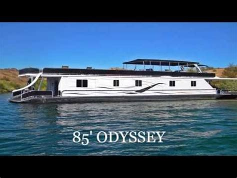 lake havasu house boats 85 odyssey lake havasu houseboats youtube