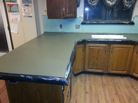 Concrete Countertops Poured In Place by About The Concrete Countertops Keto Chow
