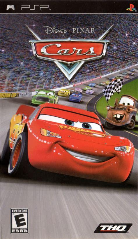 disney presents  pixar film cars  psp credits