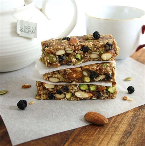 9 healthy homemade protein bar recipes blueberry bliss breakfast bars no bake vegan gluten
