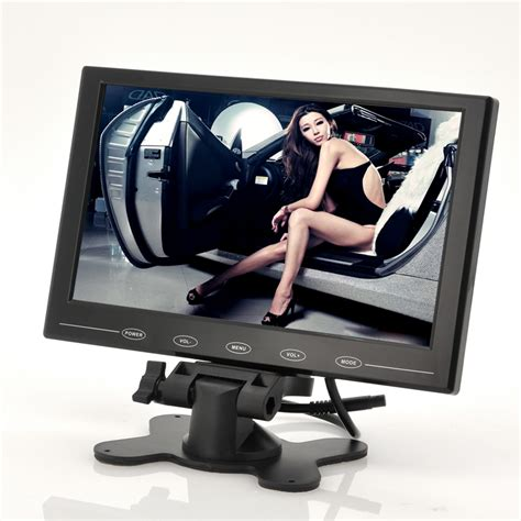 Headrest Monitor Led 9 inch tft lcd monitor for in car headrest