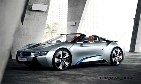 bmw concept i8 spec renderings 2016 bmw i8 spyder