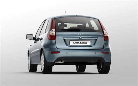 Lada Model 2015 Model Lada Model Yeni Kalina Hatchback Fotoğrafı