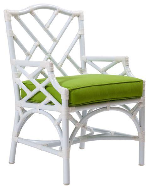 chippendale outdoor armchair contemporary garden