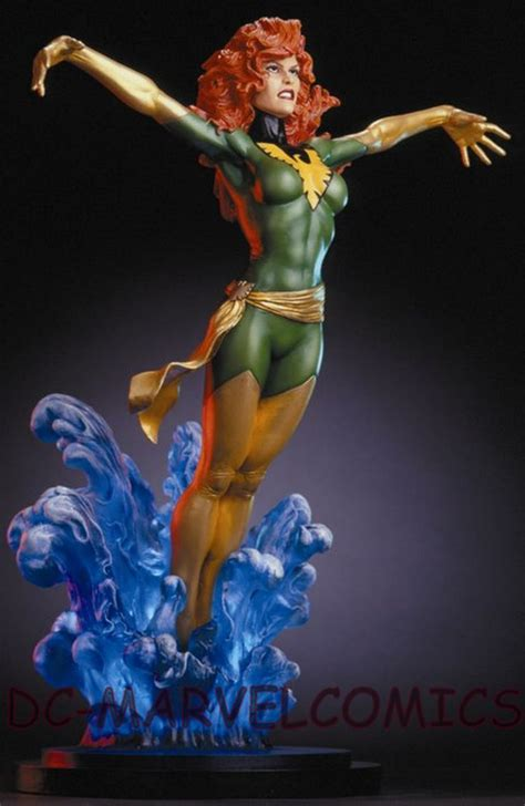 Statue Pf Sideshow Phonix Exc 49 best images about marvel statue on charles xavier captain america and psylocke